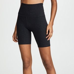 🖤NWT Beyond Yoga Spacedye High Waist Biker Shorts